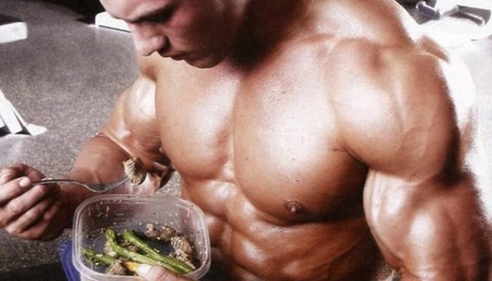 Белковая диета для роста мышц.