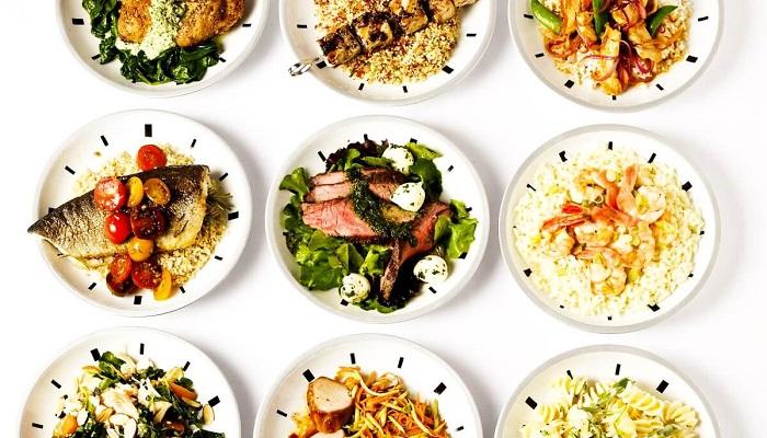 Питание для набора мышечной массы, блюда, диета
