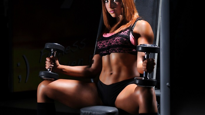 12 доводов женщинам чтобы «качать железо»