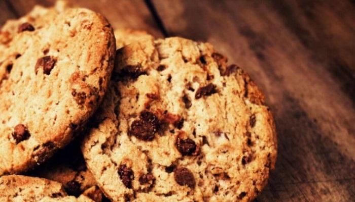 Овсяное белковое печенье
