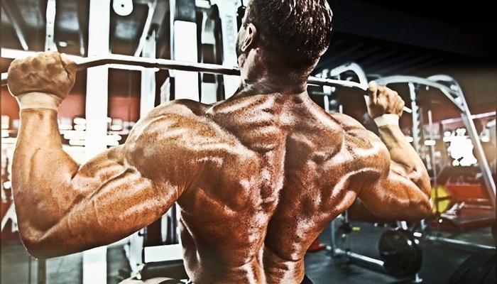 Как накачать широкую и мощную спину: тренировка.