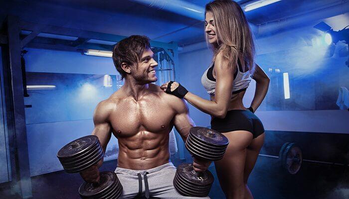 Спортивные пары в бодибилдинге