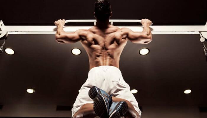 Тренировка верхней части тела: принцип тяни — толкай.