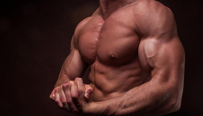 Тренировка рук, 5 мощных упражнений.