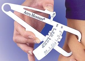Измерение процента жира в теле