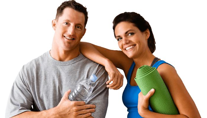 Спортивные пары