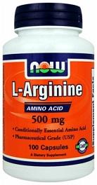 NOW L-Arginine