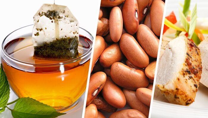 Следите за своей талией? Потребляйте продукты представленные в статье, чтобы мобилизовать весь свой потенциал по сжиганию жира.