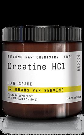 Креатин HCL (гидрохлоид)