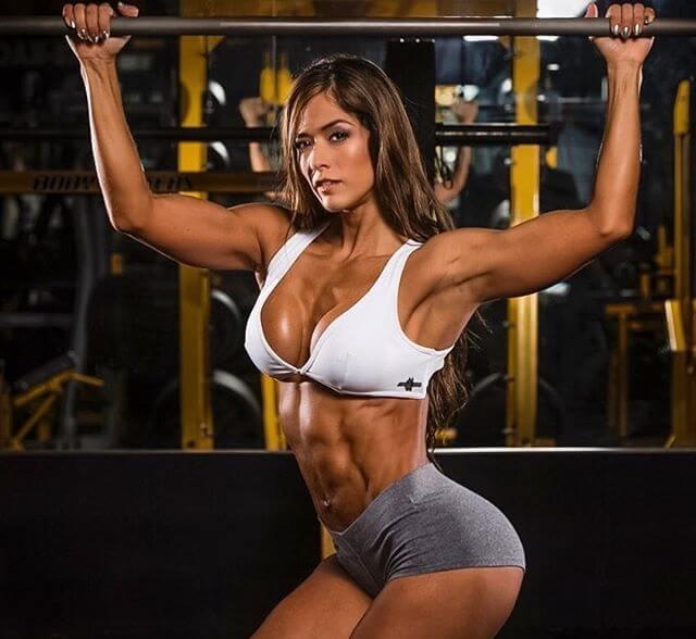 Девушки, фитнес