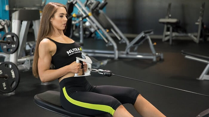Тренировочная программа Full – Body от Сары Хансбергер.
