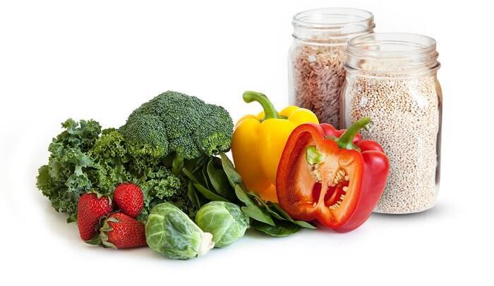 Пища богатая углеводами