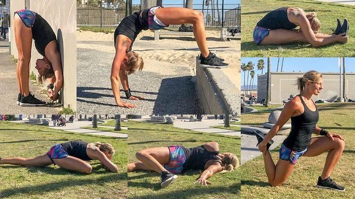 Растяжка, 5 растягивающих упражнений