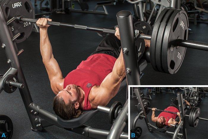 Изучите лучшие советы по наращиванию мышц груди от великих атлетов эпохи бодибилдинга и создайте свои грудные большими и мощными!