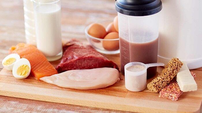 Диеты с высоким содержанием белка