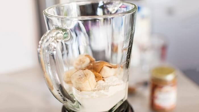 Белковый коктейль