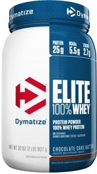 Elite 100% Whey Protein протеин