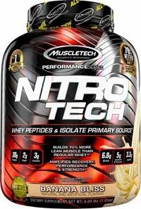 NITRO-TECH протеин