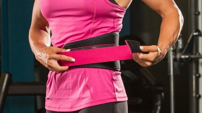 Тяжелоатлетический пояс, для женщин