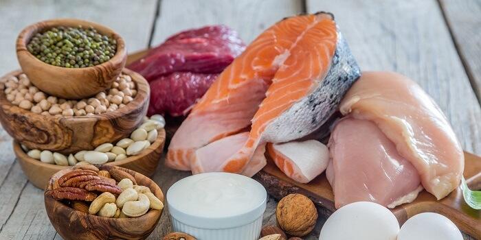 Натуральные белковые продукты