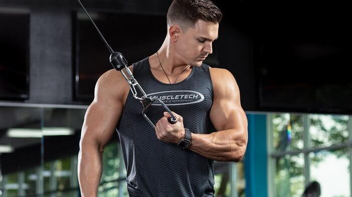 5 способов быть сильным и выглядеть мускулистым.