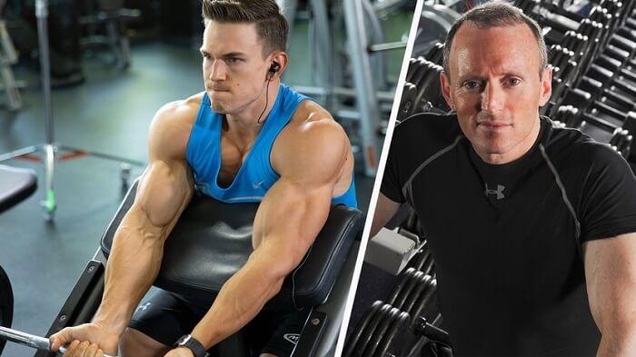 Какова наилучшая амплитуда движения для роста мышц?