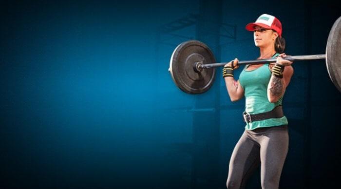 Тренировка на всё тело для женщин.