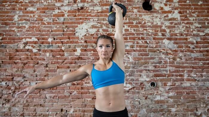 Тренировки в стиле Кроссфит без использования специфических упражнений.