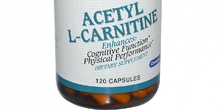 Ацетилкарнитин