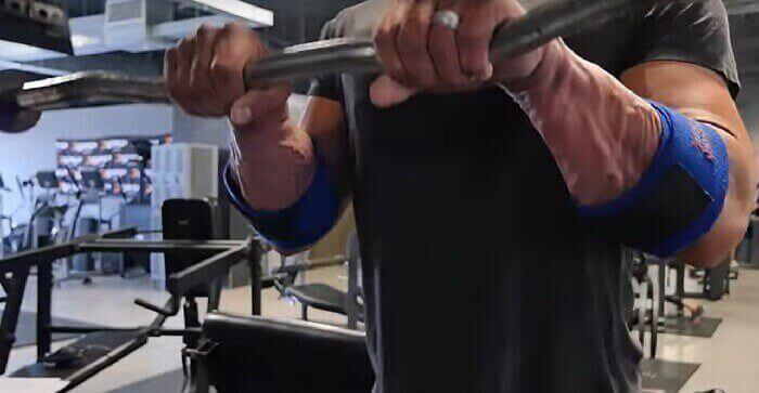 Тренировка с ограничением кровотока