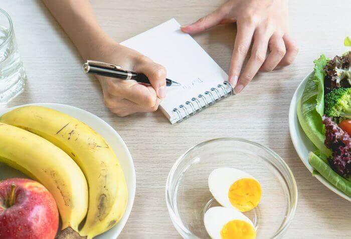 Дневник калорий